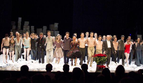4. Internationale Tanz Gala München Guest Performing Artist & Moderation Buenaventura Braunstein